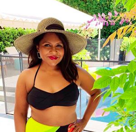 Mindy Kaling's bikini photo that's got everyone cheering! (Photos: @mindykaling/Instagram)