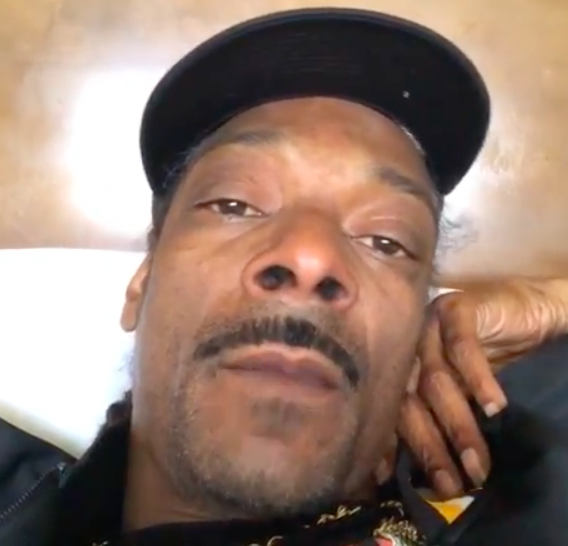 Snoop Dogg calls for equal pay for female soccer players (Photo: @snoopdogg/Instagram)