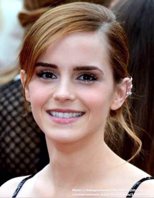 Emma Watson (photo: Georges Biard)