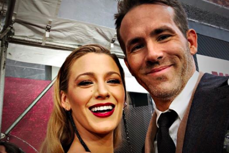 Blake Lively and Ryan Reynolds have made a major donation to support migrant children. (Photo: @blakelively/Instagram)