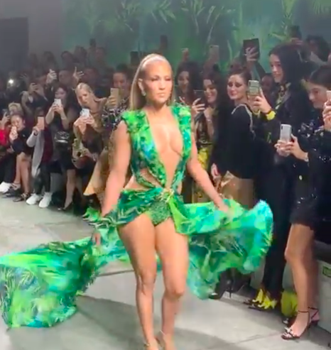 JLo's green Versace dress is the reason Google Images Exists