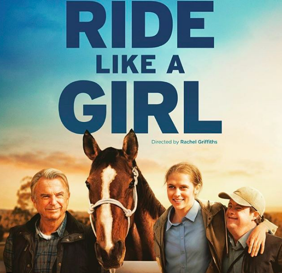 Ride Like a Girl (2019), Directed by Rachel Griffiths