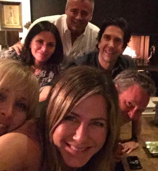 Jennifer Aniston has joined Instagram. Photo: @jenniferAniston/Instagram