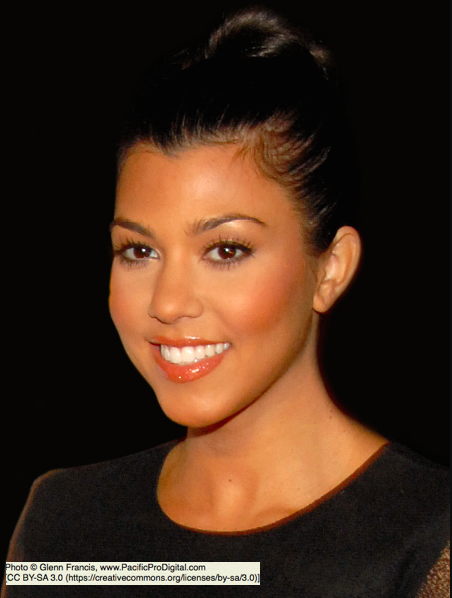 Kourtney Kardashian, photo by Glenn Francis, [CC BY-SA 3.0 (https://creativecommons.org/licenses/by-sa/3.0)]