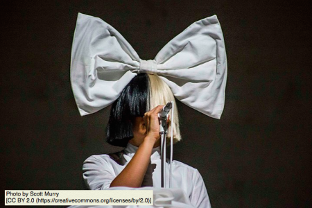 Sia pays for Walmart customers' groceries on Thanksgiving. Photo by Scott Murry [CC BY 2.0 (https://creativecommons.org/licenses/by/2.0)]