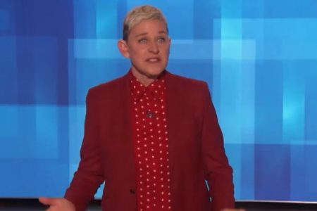 Ellen's message after Kobe Bryant's death (Photo: @ellentube)