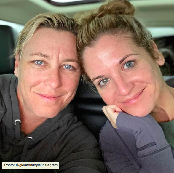 Abby Wambach and Glennon Doyle Raise over $400k for Australian bushfire charities (Photo:@glennondoyle/Instagram)
