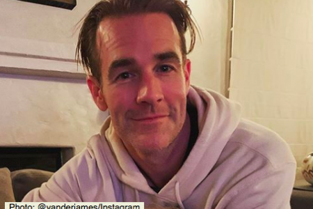 James Van Der Beek puts the spotlight on period poverty (Photo@vanderjames/Instagram)
