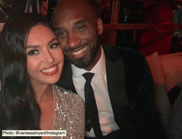 Vanessa Bryant with late husband Kobe Bryant (Photo: @vanessabryant/Instagram)