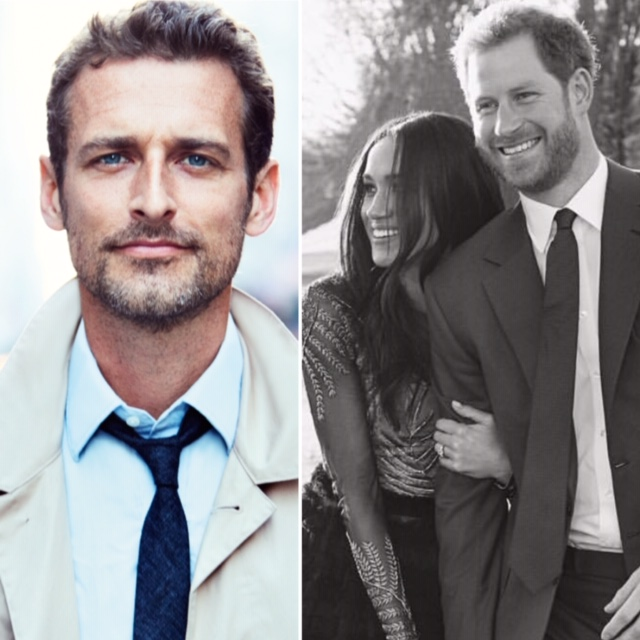 """Alexi Lubomirski describes Harry and Meghan as a """"superpower for doing good"""" (Photos: Supplied; @kensingtonroyal/Instagram)"""
