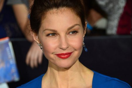 Ashley Judd was the first to go on record about Harvey Weinstein.