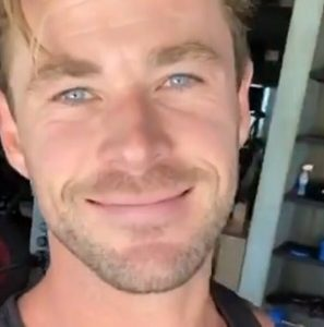 Chris Hemsworth offers 6 weeks free on his Centr fitness app