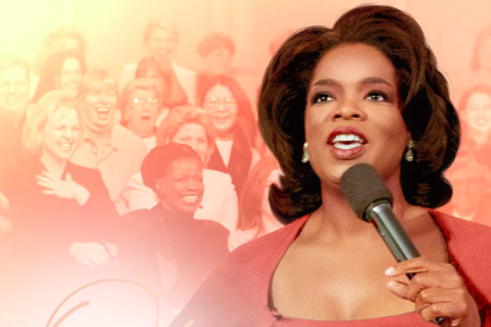 The Oprah Winfrey Show podcast now available on Apple Podcasts (Photo: Oprah Winfrey Network)