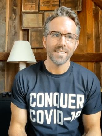 Ryan Reynolds urges fans to support Canadian hospital staff. (Photo: @vancityreynolds/Instagram)