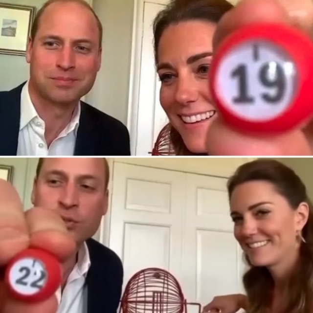 Photo: The Royal Family / YouTube