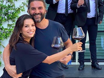 Eva Longoria and José Bastón celebrate 4th wedding anniversary (Photo:@evelongoria/Instagram)