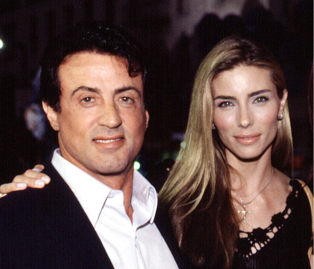 Sylvester Stallone and Jennifer Flavin Stallone Photo: Everrett Collection / Shutterstock.com