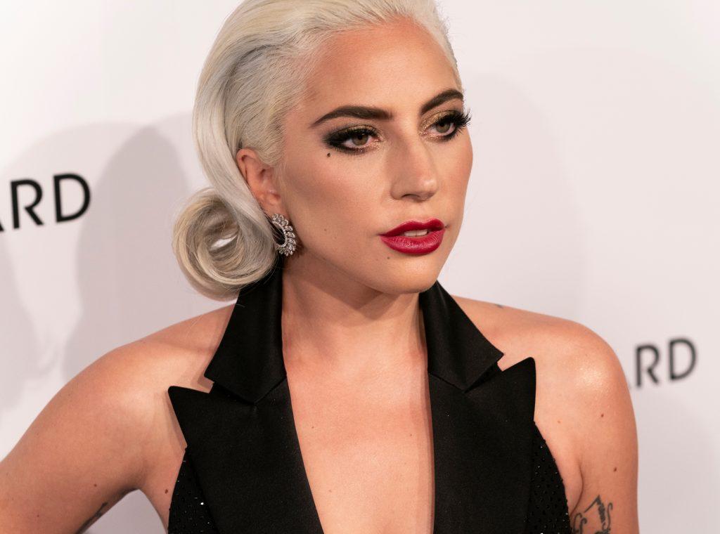 Lady Gaga. Photo lev radin/Shutterstock.com