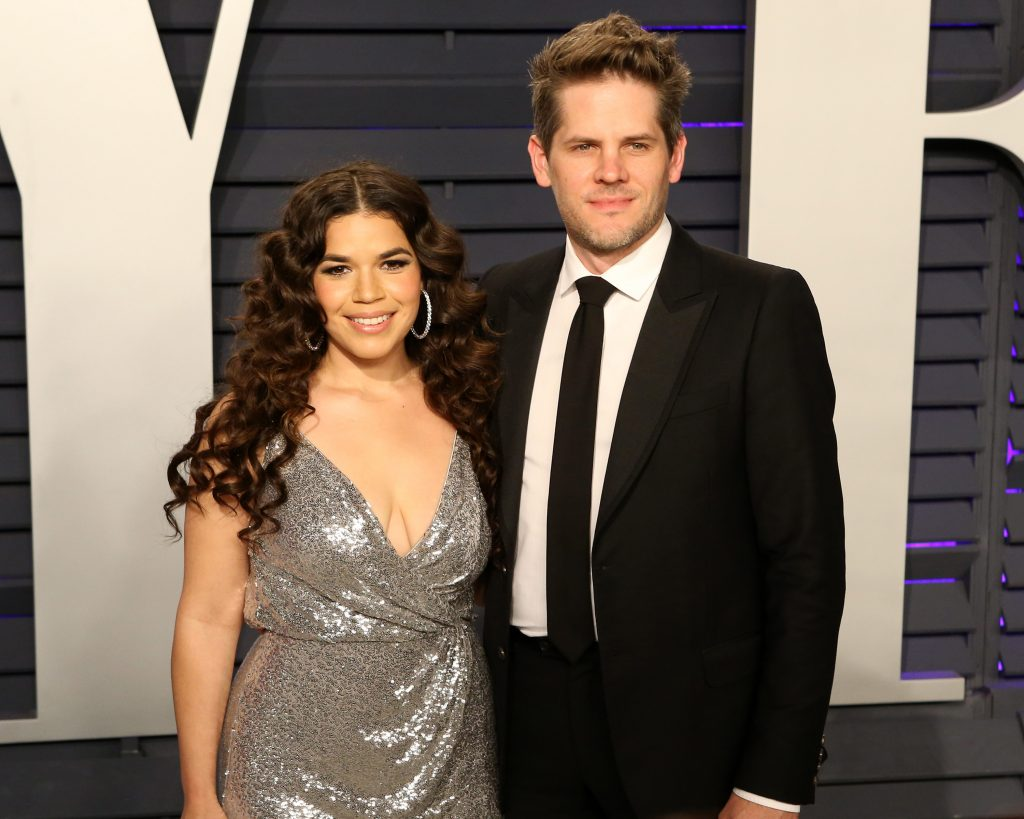 America Ferrera and Ryan Piers Williams announce birth of second baby. (Photo: Kathy Hutchins/Shutterstock.com)