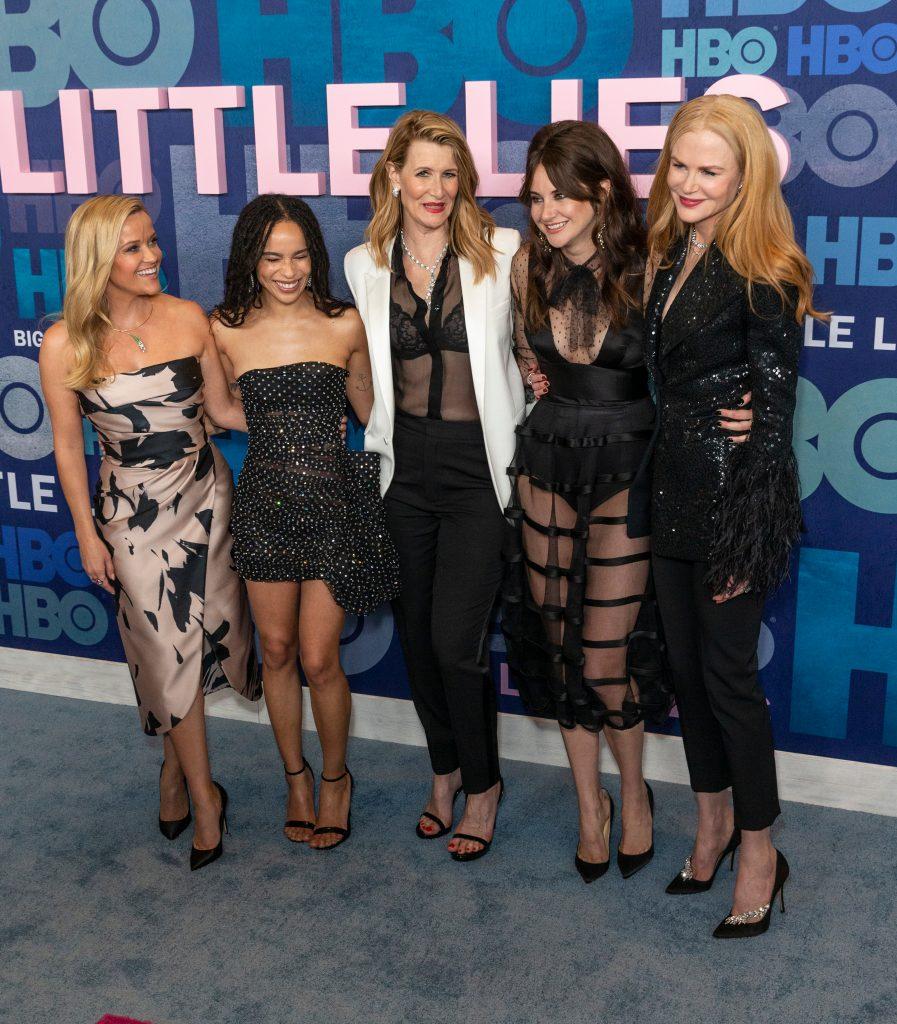 Big Little Lies cast, photo by lev radin /Shutterstock.com