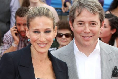 Sarah Jessica Parker and Matthew Broderick (Photo: JStone / Shutterstock.com)