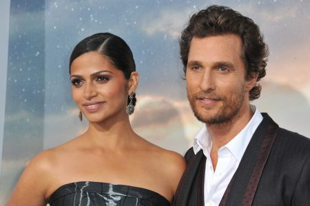 Camila and Matthew McConaughey (Photo: Featureflash Photo Agency/ Shutterstock.com)