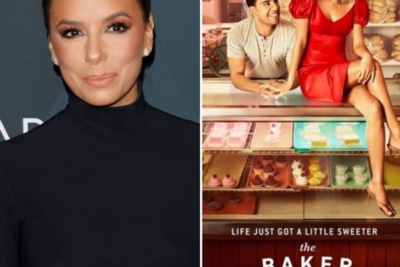 Eva Longoria (Photo: Kathy Hutchins/Shutterstock.com); The Baker and the Beauty/ABC Network