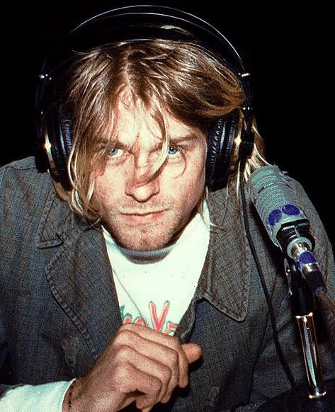 Kurt Cobain, Photo by Julie Kramer / CC BY-SA (https://creativecommons.org/licenses/by-sa/4.0)