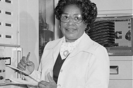 Mary Jackson, (Photo credit: NASA)