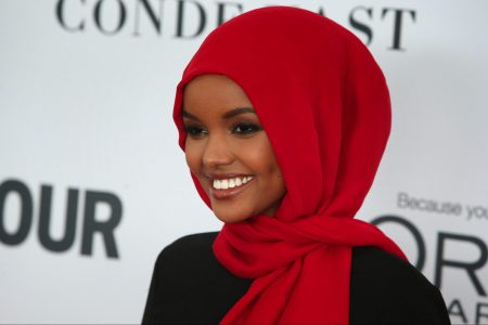 Halima Aden (Photo: a katz/Shutterstock.com)