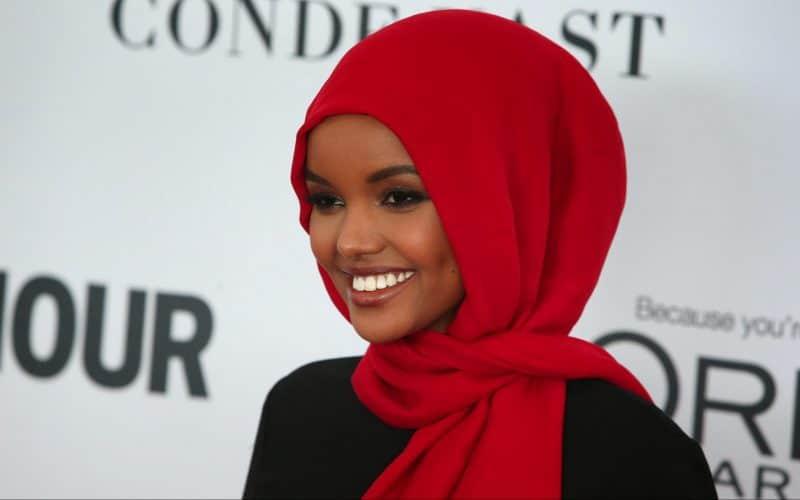 Halima Aden (Photo: a katz/Shutterstock.com)