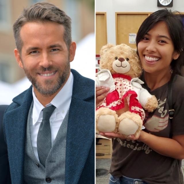 Ryan Reynolds (Photo: Featureflash Photo Agency/Shutterstock); Mara Soriano (Photo: @drawmaradraw/Twitter)
