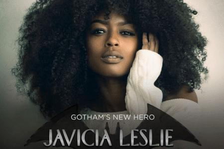 Javicia Leslie (Photo courtesy CW)