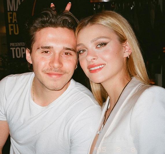 Brooklyn Beckham, Nicola Peltz (Photo: @nicolaannepeltz/Instagram)