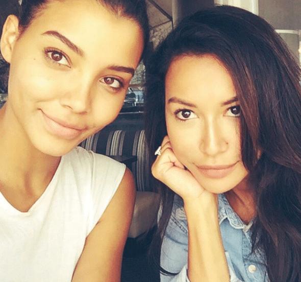 Nickayla and Naya Rivera (Photo: @nickaylarivera/Instagram)