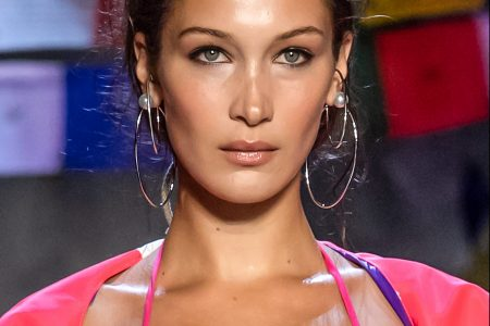 Bella Hadid (Photo by Ovidiu Hrubaru/Shutterstock.com)