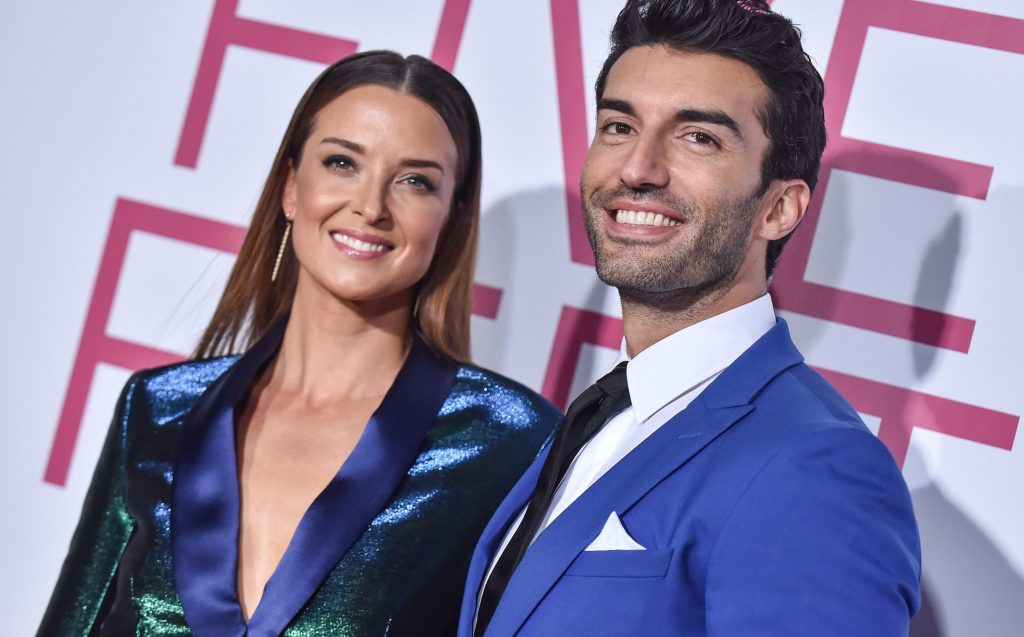 Emily and Justin Baldoni (Photo: DFree/Shutterstock.com)