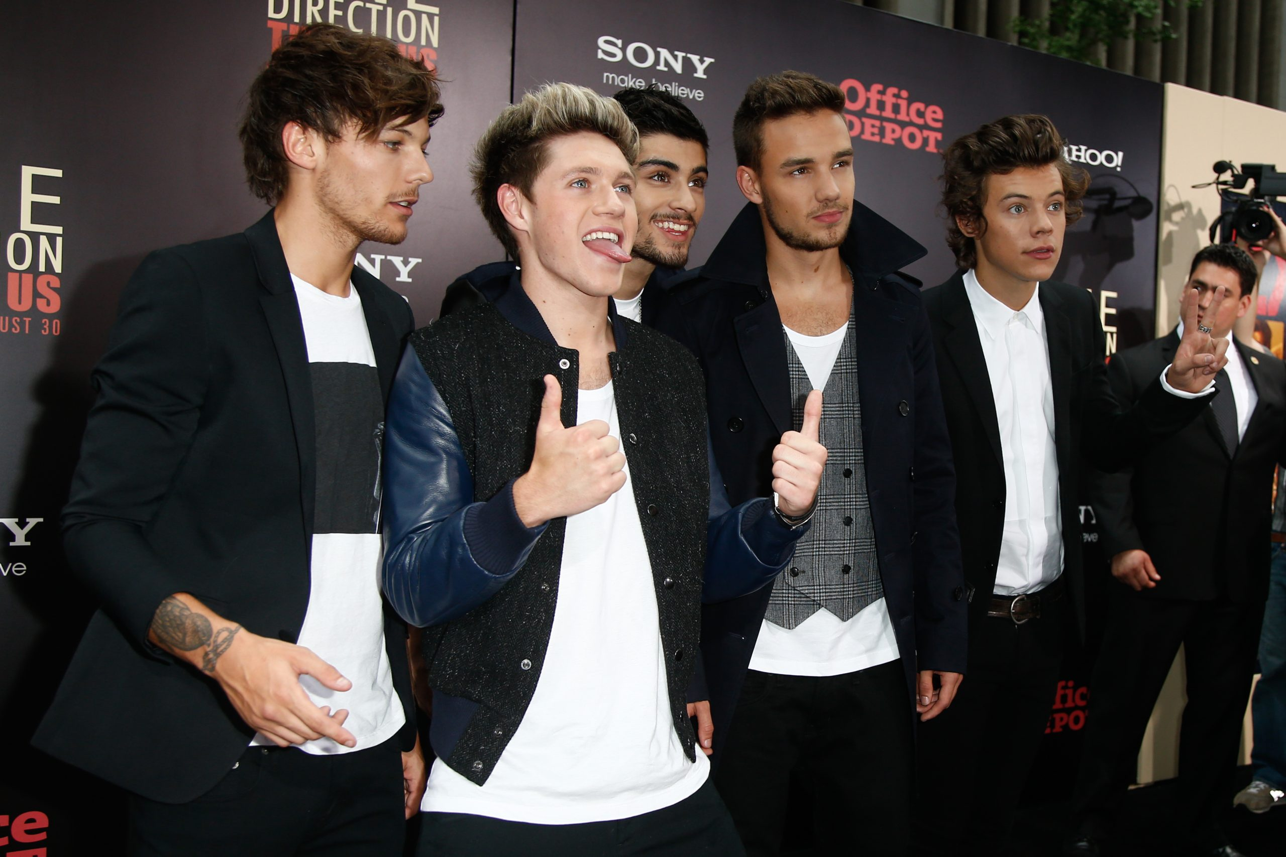 One Direction (Photo: Debby Wong/Shutterstock.com)