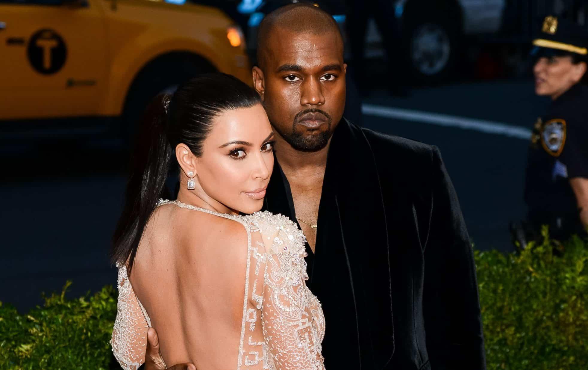 Kim Kardashian and Kanye West (Photo: Sky Cinema/Shutterstock.com)