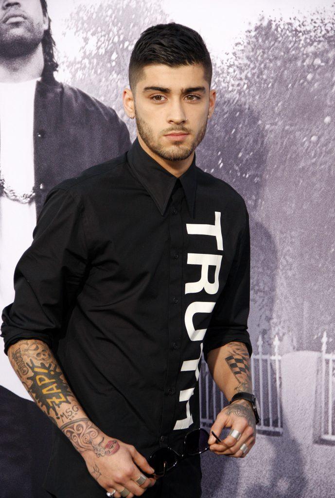 Zayn Malik (Photo: Tinseltown/Shutterstock.com)