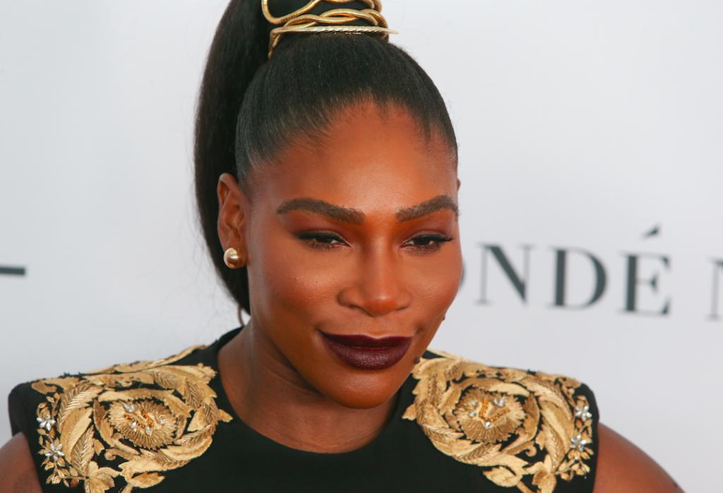 Serena Williams (a katz/Shutterstock.com)