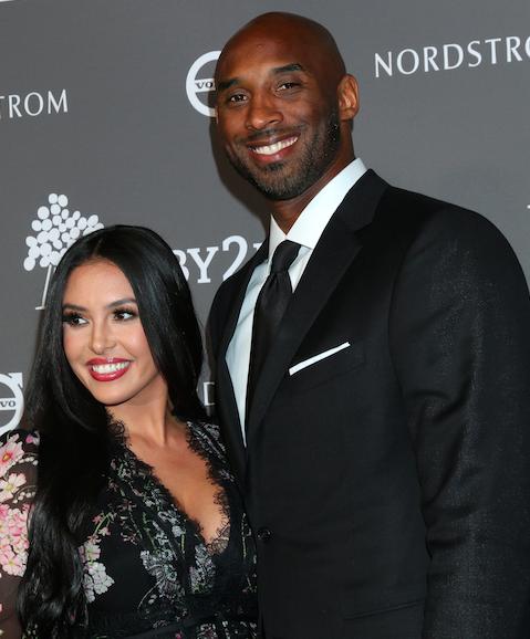 Vanessa Bryant and Kobe Bryant (Photo: Kathy Hutchins/Shutterstock.com)