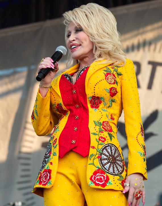 Dolly Parton (Photo: Carl Beust/Shutterstock.com)
