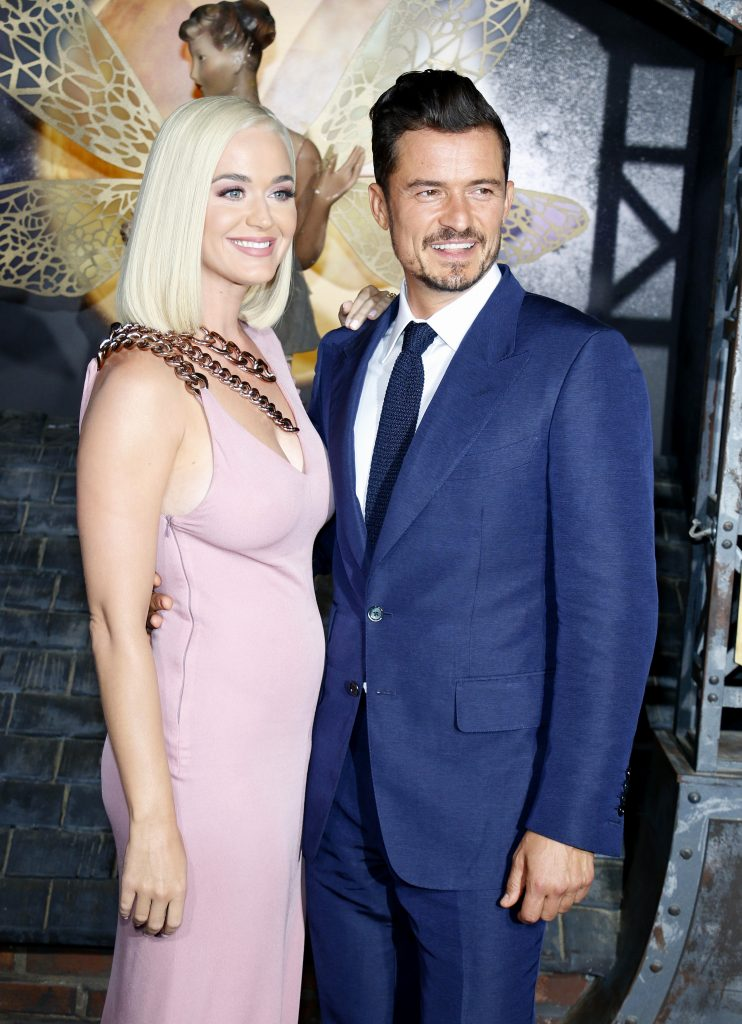 Katy Perry and Orlando Bloom (Photo: Tinseltown/Shutterstock.com)