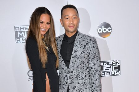 Chrissy Teigen and John Legend (Photo: Featureflash Photo Agency/Shutterstock.com)