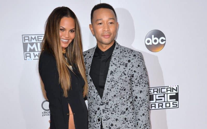 Chrissy Teigen and John Legend (Photo: Featureflash Photo Agency/Shutterstock.com)