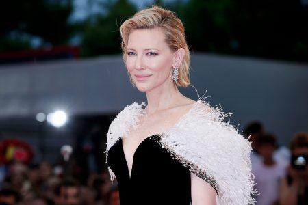 Cate Blanchett (Photo: Andrea Raffin/Shutterstock.com)