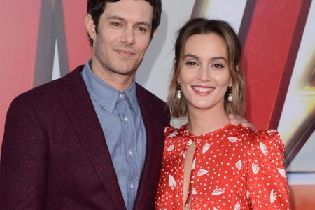 Adam Brody and Leighton Meester (Photo: Kathy Hutchins/Shutterstock.com)