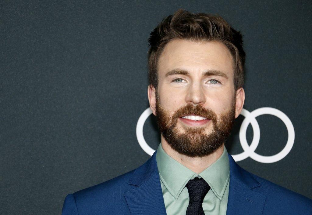 Chris Evans (Photo: Tinseltown/Shutterstock.com)