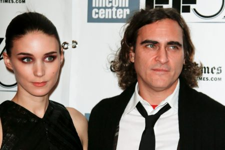 Rooney Mara and Joaquin Phoenix (Photo: Debby Wong/Shutterstock.com)
